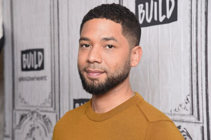 Jussie Smollett is ARRESTED after he 'faked a racist attack and then lied to police about it' 2/21/2019