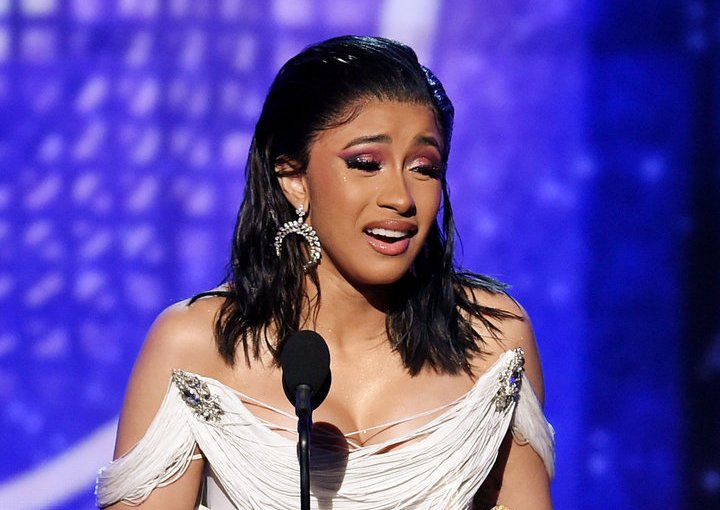 Cardi B Becomes First Solo Woman To Win Grammy Award For Best Rap Album