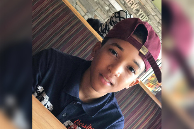Teen found brutally murdered with mother one day before his birthday2/19/2019