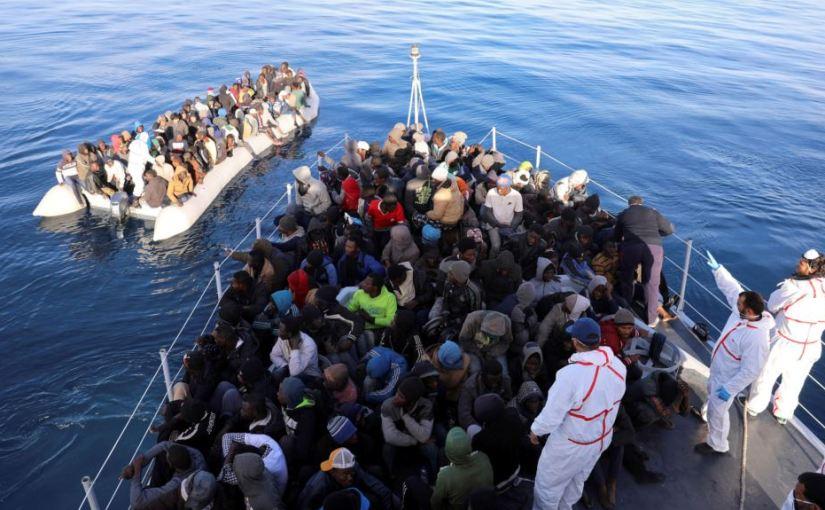 UN Chief Praises African Generosity Toward Migrants, But SolutionsElusive