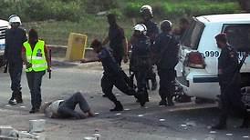 Police brutality? 2019 ukLondon