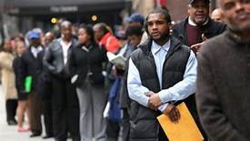 Black Unemployment Is Back On The Rise After The Shutdown