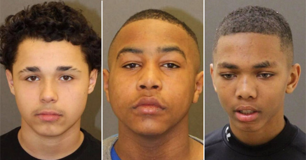 12 and 14-Year-Old Boys Arrested For Allegedly Gang Raping a 19-Year Old Girl 2/23/2019