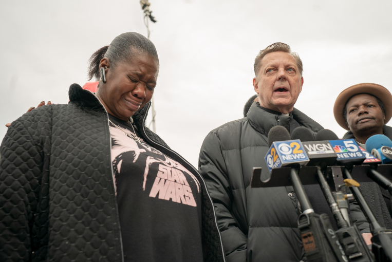 Nice Young Lady Killed Grandmother Plead With Chicagov To Find The Killer 3/13/2019