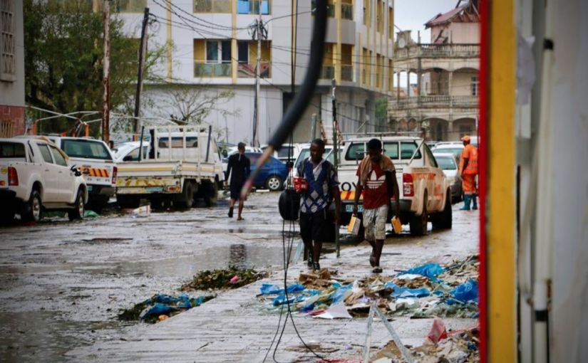 Over 1,000 feared dead after cyclone slams into Mozambique (South Africa) 3/19/2019