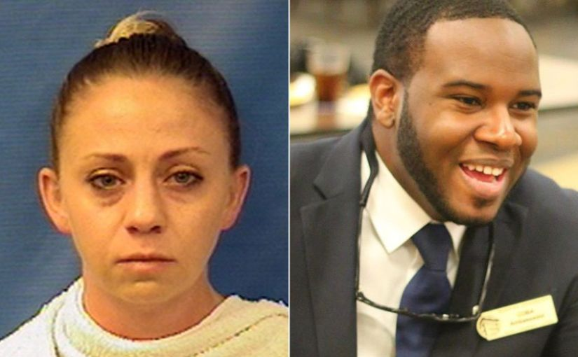 They are letting all the boys out of jail that Amber Guyger arrested in the past 4/25/2019