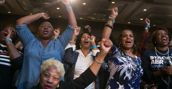 Tennessee supressing the black vote4/17/2019