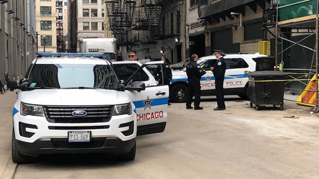 Police Investigating Possible Body Parts Found Behind Loop Building4/19/2019