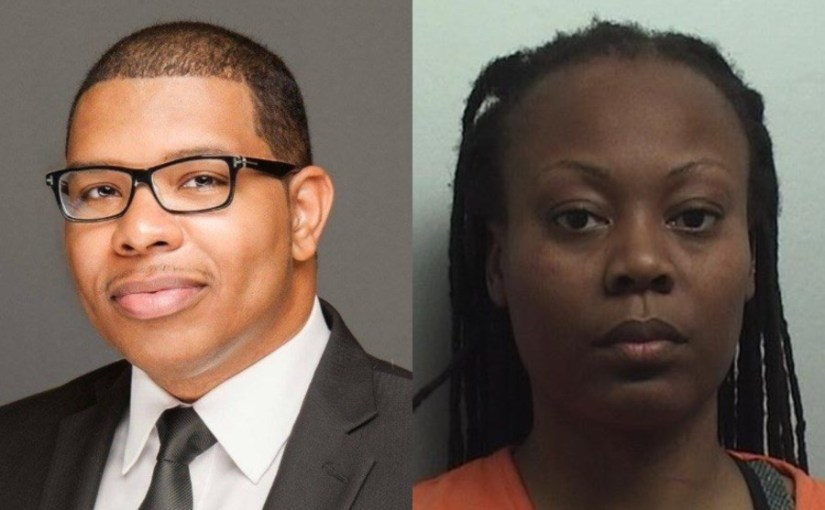 Latoshia Daniels the woman who killed a paster is pleading not guilty4/15/2019