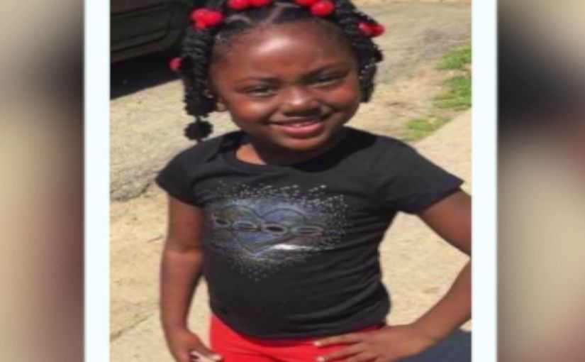 Little girl will serve after being shot in the head 4/9/2019