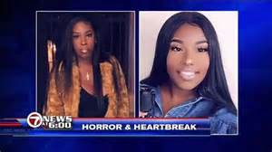 2 sister in Miami was killed in a drive by shooting in Miami4/16/2019