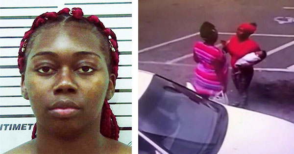 Mom Who Dropped Her 3-Month Old Son While Fighting Charged WithMurder