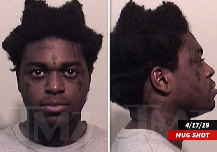 KODAK BLACK PLEADS GUILTY IN FEDERAL GUN CASE