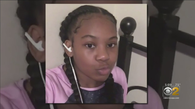 12Year old was shot in her living room while she was sleeping in Chicago