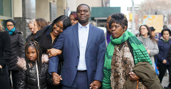 NYC to Award $9.75 Million to Black Man Who Spent 30 Years in Prison For Crimes He Didn't Commit