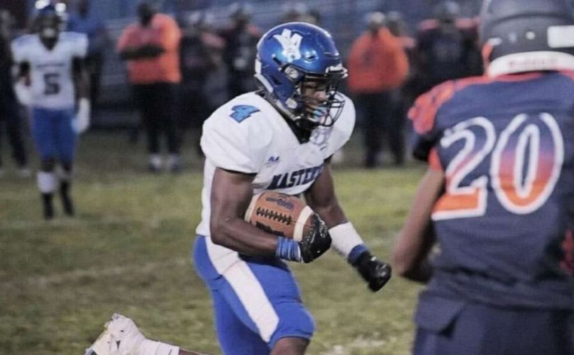 Blackman kills twin brother because he was an all star runningback